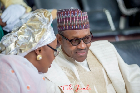 Aisha Buhari: Icon of the Moment