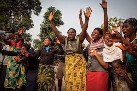 EWHC Calls for Urgent Intervention for Women  Empowerment  in rural Sub-Saharan Africa societies
